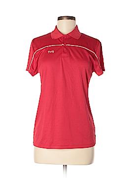 TYR Short Sleeve Polo Size M