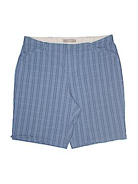 Croft & Barrow Khaki Shorts Size 20 (Plus)