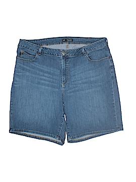 Lee Denim Shorts Size 22 (Plus)