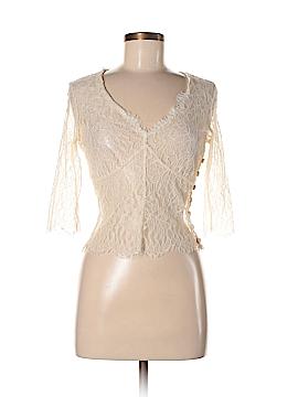 Mayle 3/4 Sleeve Blouse Size 8