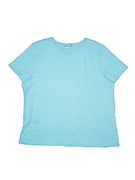 Sara Morgan for Haband Short Sleeve T-Shirt Size XL