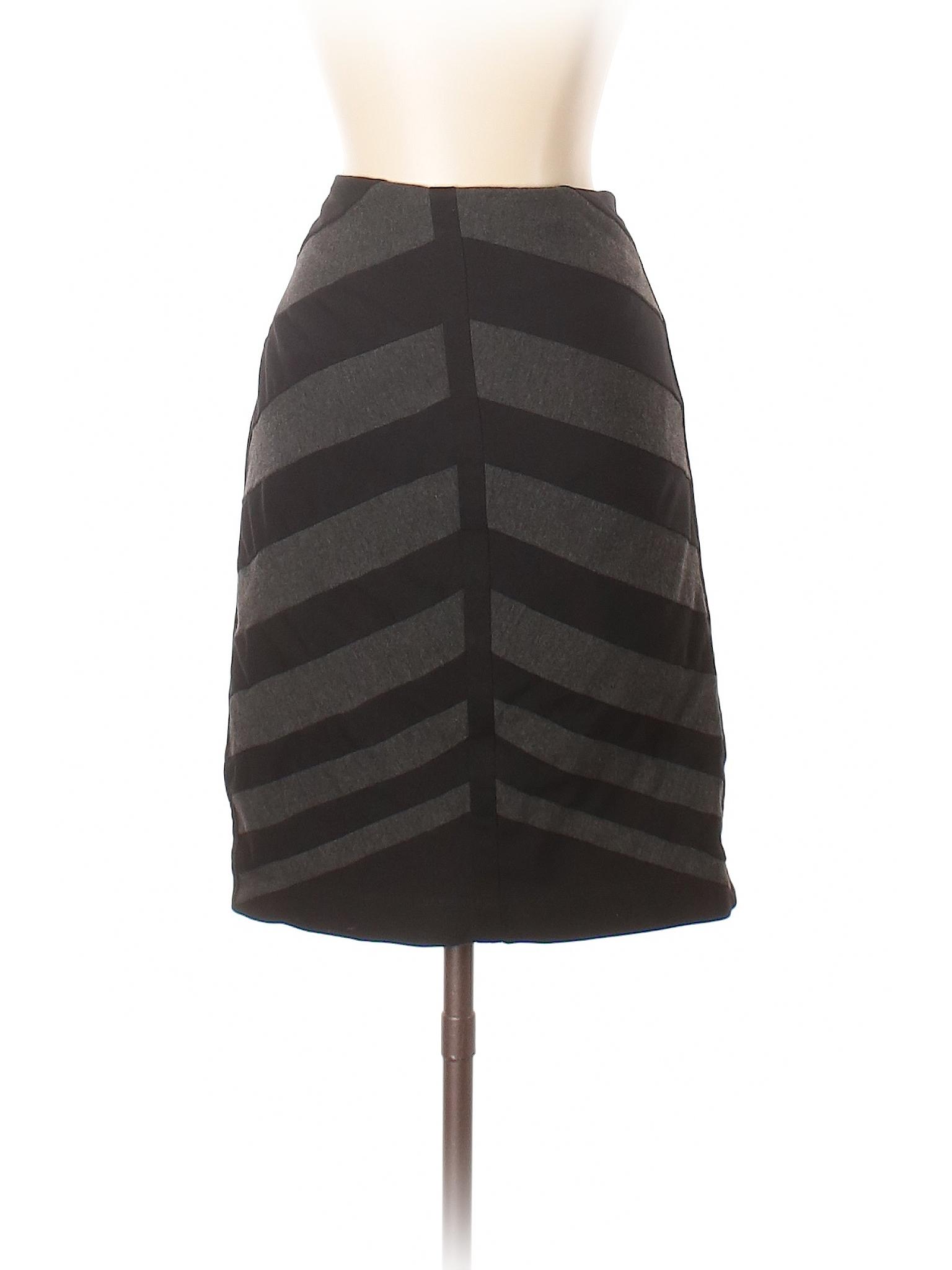 White House winter Casual Market Black Skirt Leisure 5PfnqAwvEA