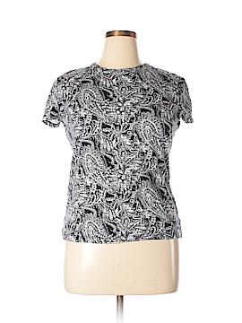 Jones New York Signature Short Sleeve T-Shirt Size XL
