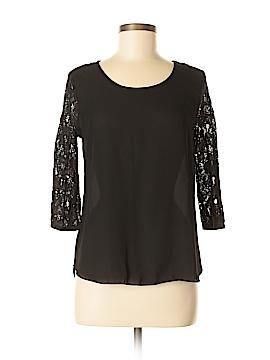 Bella D 3/4 Sleeve Blouse Size M