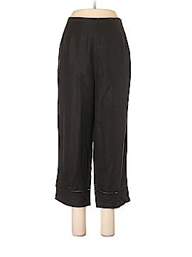 DressBarn Linen Pants Size XL
