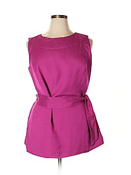 Jessica London Sleeveless Blouse Size 14