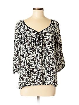 Jaloux 3/4 Sleeve Blouse Size M