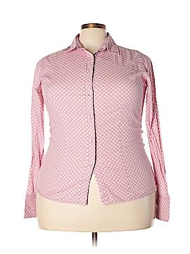 Rockies Long Sleeve Button-Down Shirt Size XXL