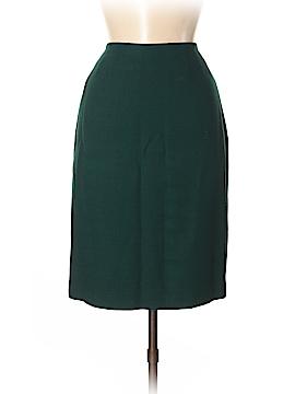Linda Allard Ellen Tracy Wool Skirt Size 6
