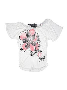 Annabelle Short Sleeve Top Size M