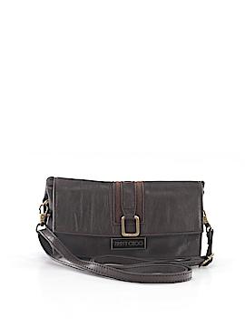 Jimmy Choo Leather Crossbody Bag One Size