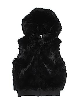 Gymboree Faux Fur Vest Size L (Youth)