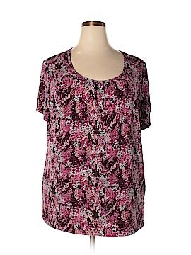 Covington Short Sleeve Top Size 20 - 22 (Plus)