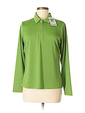 Nike Golf Long Sleeve Polo Size M