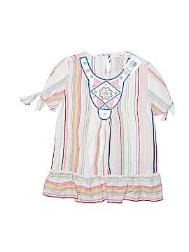 Monteau Girl Short Sleeve Blouse Size M (Youth)