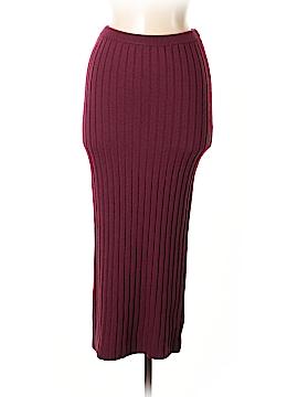 Ronny Kobo Wool Skirt Size M