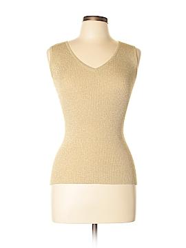 Studio Silk Pullover Sweater Size M