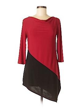 Fashion One Short Sleeve Blouse Size M