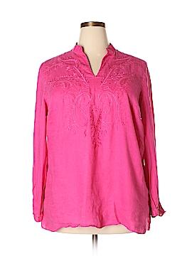 Ralph Lauren Long Sleeve Blouse Size 2X (Plus)