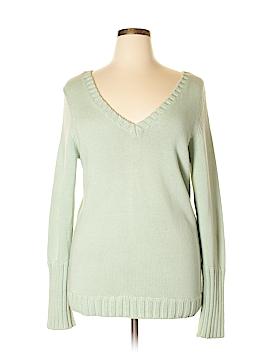 White + Warren Pullover Sweater Size XL