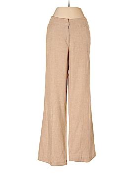 Chico's Linen Pants Size Sm (0.5)