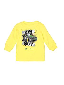 John Deere 3/4 Sleeve T-Shirt Size 2T