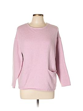 Purejill Pullover Sweater Size L (Petite)