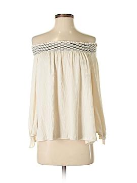 Jessica Simpson 3/4 Sleeve Top Size S