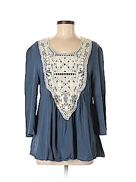 Noelle 3/4 Sleeve Blouse Size Sm - Med