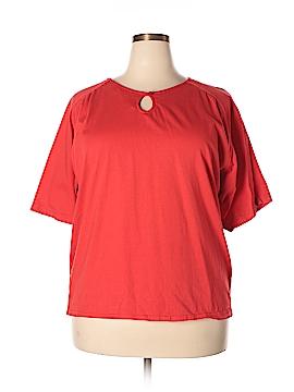Chaus Short Sleeve T-Shirt Size 2X (Plus)