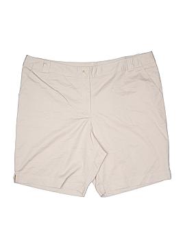 White Stag Khaki Shorts Size 20 (Plus)