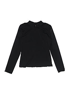 Apostrophe Long Sleeve Blouse Size S