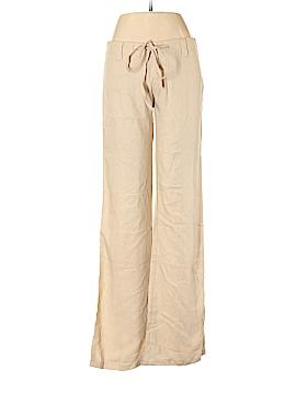 Zenana Outfitters Linen Pants Size M