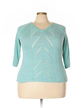 DressBarn Pullover Sweater Size 1X (Plus)