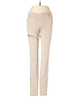 Zara Basic Khakis Size 2
