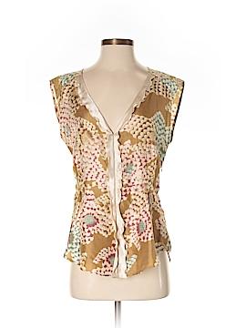 Schumacher Sleeveless Silk Top Size XS (1)