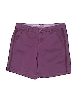 SONOMA life + style Khaki Shorts Size 10