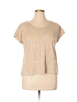 Elementz Short Sleeve Blouse Size XL