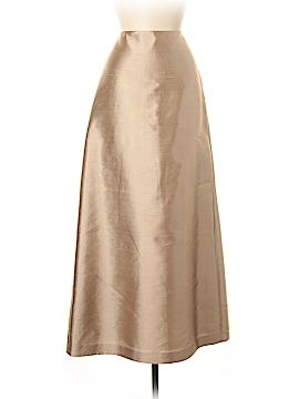 Talbots Silk Skirt Size 2