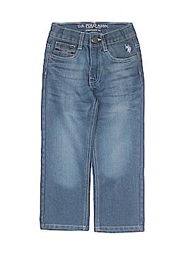 U.S. Polo Assn. Jeans Size 4