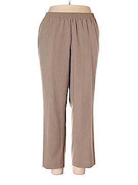 Alia Casual Pants Size 22 (Plus)