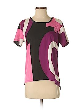 JW (JW Style) Short Sleeve Blouse Size S