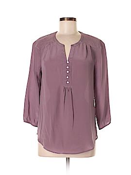 Daniel Rainn 3/4 Sleeve Silk Top Size S