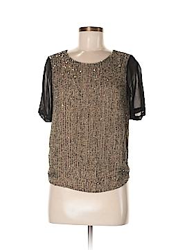Topshop Short Sleeve Blouse Size 2