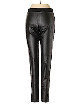 GB Faux Leather Pants Size M