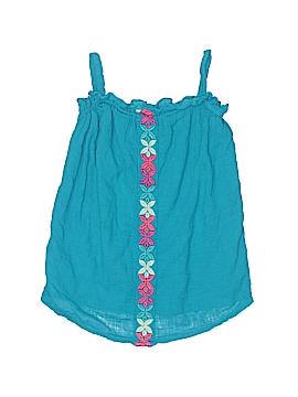 Ella Moss Sleeveless Blouse Size 12-18 mo