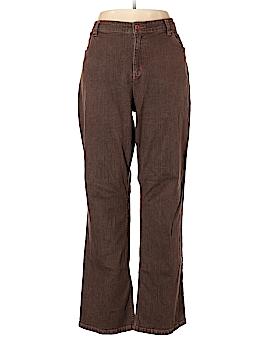 D&Co. Jeans Size 1X (Plus)