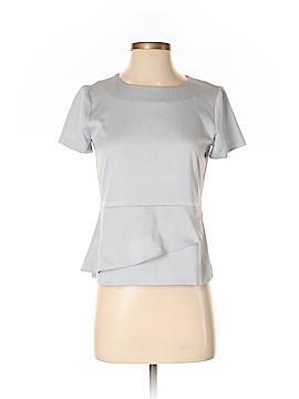 J. Crew Factory Store Short Sleeve Blouse Size 2 (Petite)