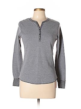 Warm Essentials Long Sleeve Henley Size M
