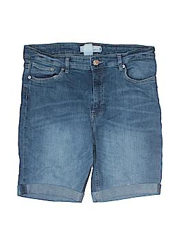 H&M L.O.G.G. Denim Shorts Size 12